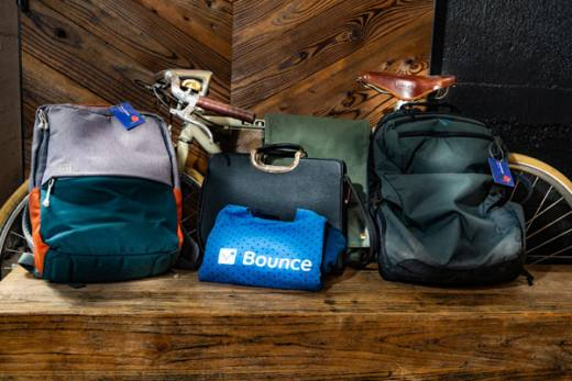 Bounce: Bag Storage Everywhere