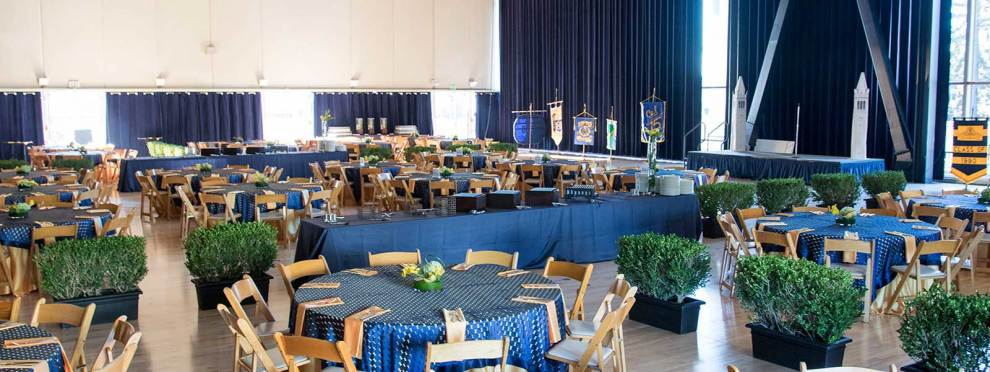UC Berkeley Event Services, ASUC Student Union