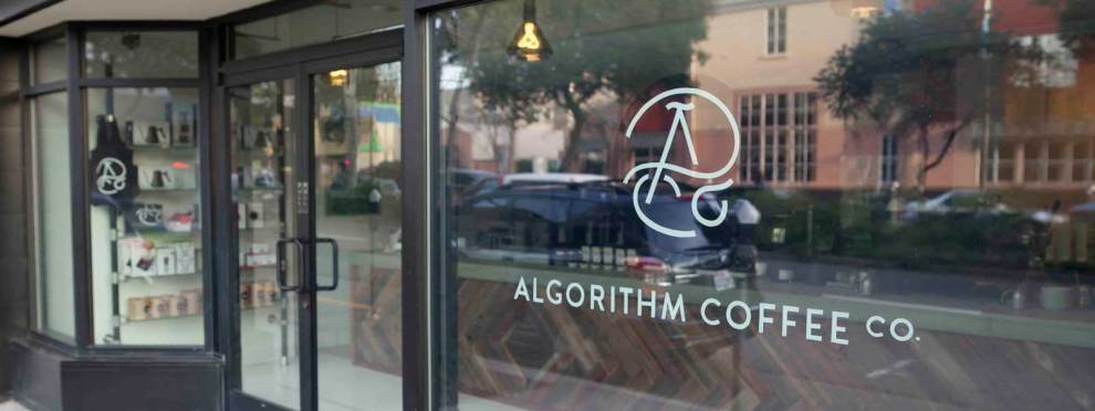 Algorithm Coffee Co