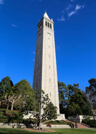 Berkeley Travel Itineraries